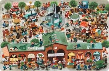 43599 Babybücher und Pappbilderbücher Mein Wimmelbuch: Unsere große Stadt von Ravensburger 4