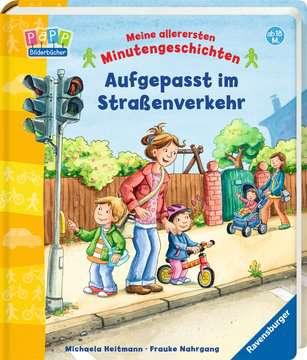 Aufgepasst im Straßenverkehr Kinderbücher;Babybücher und Pappbilderbücher - Bild 2 - Ravensburger