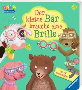 Der kleine Bär braucht eine Brille Kinderbücher;Babybücher und Pappbilderbücher - Bild 2 - Ravensburger