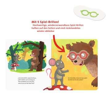 Der kleine Bär braucht eine Brille Kinderbücher;Babybücher und Pappbilderbücher - Bild 5 - Ravensburger