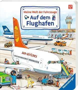 43612 Babybücher und Pappbilderbücher Meine Welt der Fahrzeuge: Auf dem Flughafen von Ravensburger 2