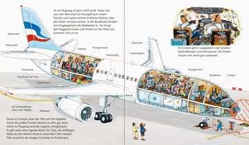 43612 Babybücher und Pappbilderbücher Meine Welt der Fahrzeuge: Auf dem Flughafen von Ravensburger 4