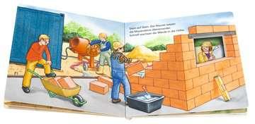 43618 Babybücher und Pappbilderbücher Mein Baustellen Gucklochbuch von Ravensburger 1