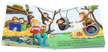 Mein Zoo Gucklochbuch Kinderbücher;Babybücher und Pappbilderbücher - Bild 4 - Ravensburger