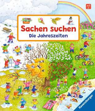 43621 Babybücher und Pappbilderbücher Sachen suchen: Die Jahreszeiten von Ravensburger 1