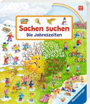 Sachen suchen: Die Jahreszeiten Kinderbücher;Babybücher und Pappbilderbücher - Bild 2 - Ravensburger