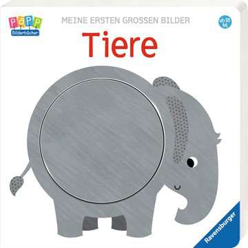 Meine ersten großen Bilder: Tiere Kinderbücher;Babybücher und Pappbilderbücher - Bild 2 - Ravensburger