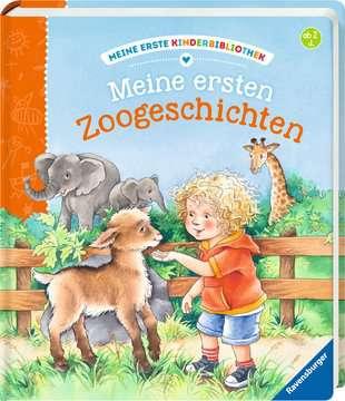 43628 Babybücher und Pappbilderbücher Meine ersten Zoogeschichten von Ravensburger 2