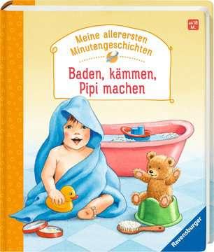 Baden, kämmen, Pipi machen Kinderbücher;Babybücher und Pappbilderbücher - Bild 2 - Ravensburger