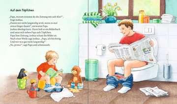 Baden, kämmen, Pipi machen Kinderbücher;Babybücher und Pappbilderbücher - Bild 3 - Ravensburger