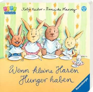 Wenn kleine Hasen Hunger haben Kinderbücher;Babybücher und Pappbilderbücher - Bild 2 - Ravensburger