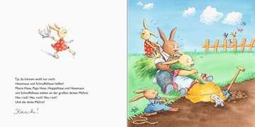 Wenn kleine Hasen Hunger haben Kinderbücher;Babybücher und Pappbilderbücher - Bild 3 - Ravensburger