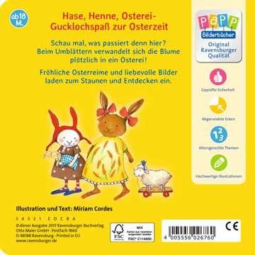 Mein erstes Osterbuch Kinderbücher;Babybücher und Pappbilderbücher - Bild 3 - Ravensburger