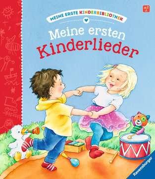 43641 Babybücher und Pappbilderbücher Meine ersten Kinderlieder von Ravensburger 1
