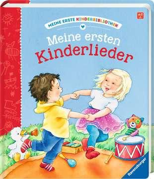 43641 Babybücher und Pappbilderbücher Meine ersten Kinderlieder von Ravensburger 2