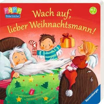 43642 Babybücher und Pappbilderbücher Wach auf, lieber Weihnachtsmann! von Ravensburger 2