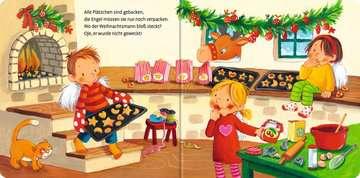 43642 Babybücher und Pappbilderbücher Wach auf, lieber Weihnachtsmann! von Ravensburger 4