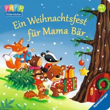 43644 Babybücher und Pappbilderbücher Ein Weihnachtsfest für Mama Bär von Ravensburger 1