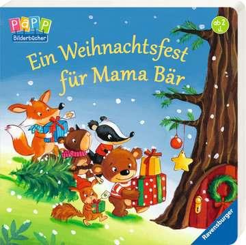 43644 Babybücher und Pappbilderbücher Ein Weihnachtsfest für Mama Bär von Ravensburger 2