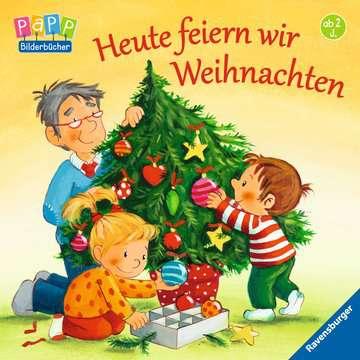 43645 Babybücher und Pappbilderbücher Heute feiern wir Weihnachten von Ravensburger 1