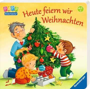 43645 Babybücher und Pappbilderbücher Heute feiern wir Weihnachten von Ravensburger 2