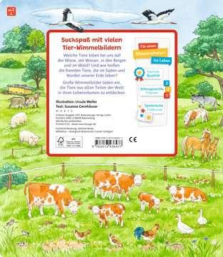 43647 Babybücher und Pappbilderbücher Mein großes Sachen suchen: Tiere der Welt von Ravensburger 3