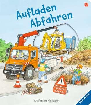 43658 Babybücher und Pappbilderbücher Aufladen - Abfahren von Ravensburger 1