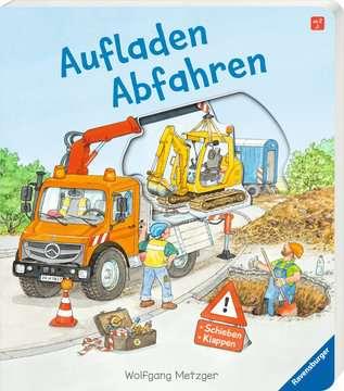 43658 Babybücher und Pappbilderbücher Aufladen - Abfahren von Ravensburger 2