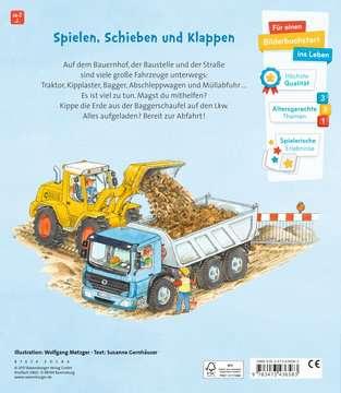 43658 Babybücher und Pappbilderbücher Aufladen - Abfahren von Ravensburger 3