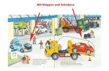 43658 Babybücher und Pappbilderbücher Aufladen - Abfahren von Ravensburger 6
