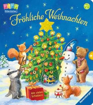 43659 Babybücher und Pappbilderbücher Fröhliche Weihnachten von Ravensburger 1