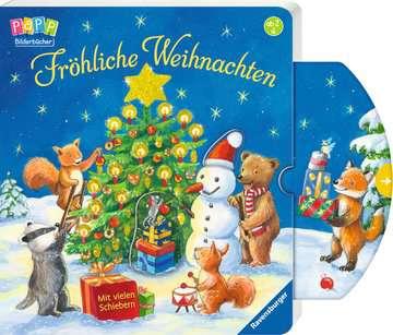 43659 Babybücher und Pappbilderbücher Fröhliche Weihnachten von Ravensburger 3