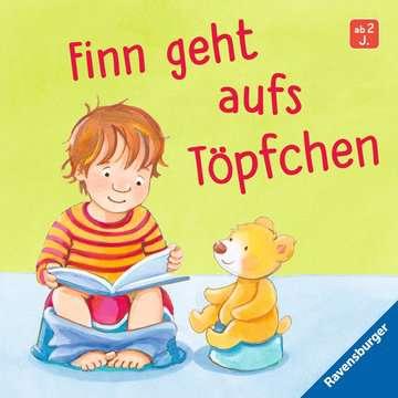43663 Babybücher und Pappbilderbücher Finn geht aufs Töpfchen von Ravensburger 1