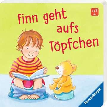 43663 Babybücher und Pappbilderbücher Finn geht aufs Töpfchen von Ravensburger 2