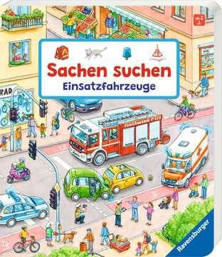 43686 Babybücher und Pappbilderbücher Sachen suchen: Einsatzfahrzeuge von Ravensburger 2