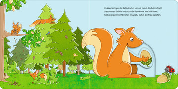 Schiebe und Entdecke: Kleine Tiere Baby und Kleinkind;Bücher - Bild 8 - Ravensburger