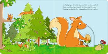 Schiebe und Entdecke: Kleine Tiere Baby und Kleinkind;Bücher - Bild 9 - Ravensburger
