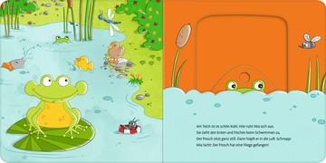 Schiebe und Entdecke: Kleine Tiere Baby und Kleinkind;Bücher - Bild 10 - Ravensburger