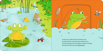 Schiebe und Entdecke: Kleine Tiere Baby und Kleinkind;Bücher - Bild 11 - Ravensburger