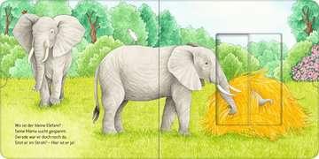 Wer hat sich hier versteckt? Suche die Zootiere Baby und Kleinkind;Bücher - Bild 7 - Ravensburger