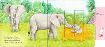 Wer hat sich hier versteckt? Suche die Zootiere Baby und Kleinkind;Bücher - Bild 8 - Ravensburger