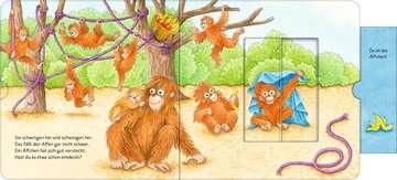 Wer hat sich hier versteckt? Suche die Zootiere Baby und Kleinkind;Bücher - Bild 10 - Ravensburger