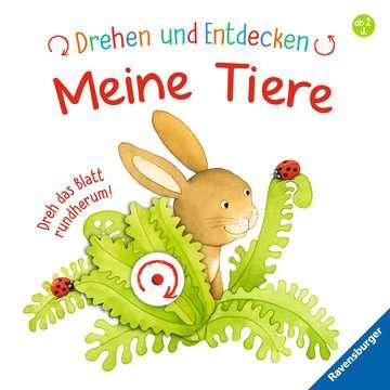 Drehen und Entdecken: Meine Tiere Baby und Kleinkind;Bücher - Bild 1 - Ravensburger