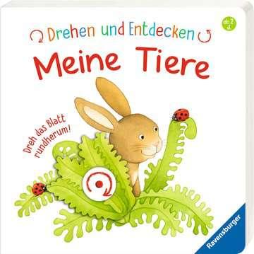 Drehen und Entdecken: Meine Tiere Baby und Kleinkind;Bücher - Bild 2 - Ravensburger