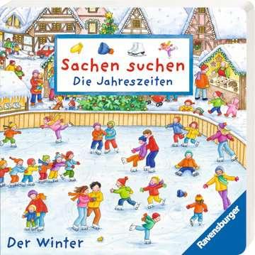 43704 Babybücher und Pappbilderbücher Mein Wimmel-Adventskalender von Ravensburger 16