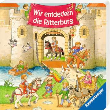 43704 Babybücher und Pappbilderbücher Mein Wimmel-Adventskalender von Ravensburger 11