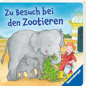 43704 Babybücher und Pappbilderbücher Mein Wimmel-Adventskalender von Ravensburger 12