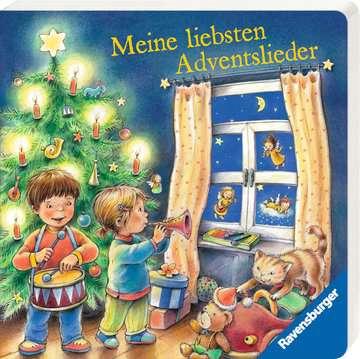 43704 Babybücher und Pappbilderbücher Mein Wimmel-Adventskalender von Ravensburger 14