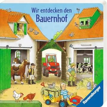 43704 Babybücher und Pappbilderbücher Mein Wimmel-Adventskalender von Ravensburger 21
