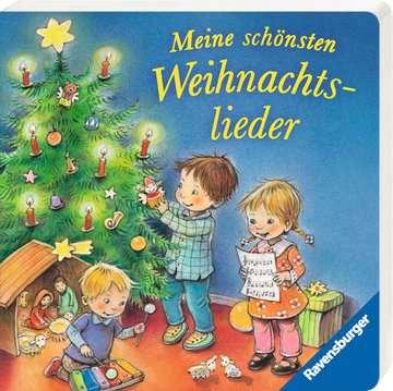 43704 Babybücher und Pappbilderbücher Mein Wimmel-Adventskalender von Ravensburger 22